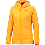 adidas Coco Fleecejacke Damen gelb