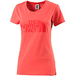 The North Face Easy Printshirt Damen apricot