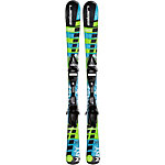 Elan Maxx QT All-Mountain Ski Kinder blau/grün