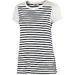 Tommy Hilfiger T-Shirt Damen blau/weiß