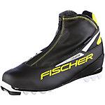 Fischer RC 3 Classic Langlaufschuhe schwarz/grau