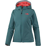The North Face Ontario Softshelljacke Damen blau