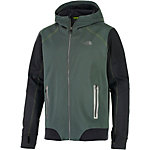The North Face Kilowatt Fleecejacke Herren oliv/anthrazit