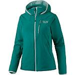 Mountain Hardwear Sharp Chuter Softshelljacke Damen dunkelgrün