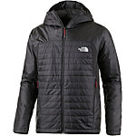 The North Face Kunstfaserjacke Herren schwarz