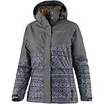 Brunotti Jarineo Snowboardjacke Damen grau/schwarz