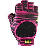 Nike Fitnesshandschuhe Damen pink/schwarz