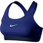 Nike Pro Classic Sport-BH Damen royal
