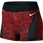 Nike Pro Hypercool Tights Damen dunkelrot/rot