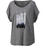 Burton Mountain Sun T-Shirt Damen graumelange