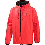 Under Armour HeatGear Storm Trainingsjacke Herren rot