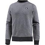 Nike AW77 Sweatshirt Herren dunkelgrau melange
