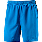 Under Armour HeatGear Hitt Funktionsshorts Herren blau/schwarz