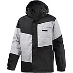 WLD Raise the Limit Snowboardjacke Herren schwarz/grau