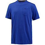 Under Armour ColdGear Triblend T-Shirt Herren blau