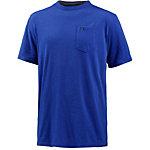 Under Armour HeatGear Triblend T-Shirt Herren blau