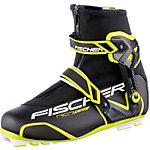 Fischer RC 7 Skate Langlaufschuhe schwarz/grau