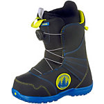Burton Zipline Boa Snowboard Boots Kinder schwarz/blau