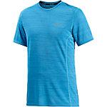 Nike Dri-Fit Cool Miler Laufshirt Herren hellblau
