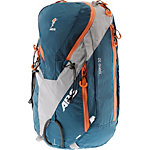ABS Vario Zip-On 32 Lawinenrucksack blau/orange