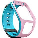 TomTom Runner 2 Armband rosa/türkis