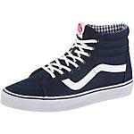 Vans SK8-Hi Reissue Canvas Sneaker Herren navy