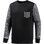 Kultivate Sweatshirt Herren schwarz/grau