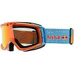 Red Bull Racing Paddock-009 Skibrille orange/blau