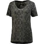 Catwalk Junkie Oversize Shirt Damen oliv/schwarz