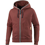 Red Chili Wapiti Sweatjacke Herren braun