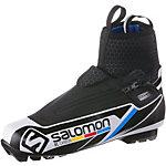Salomon RS Carbon Classic Langlaufschuhe schwarz/weiß