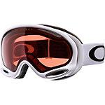 Oakley Prizm A Frame 2.0 Snowboardbrille Herren weiß/rose