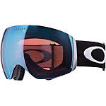 Oakley Prizm Flight Deck Skibrille matte black/prizm sapphire iridium