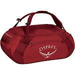 Osprey Transporter Reisetasche rot