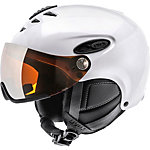Uvex hlmt 300 all mountain Skihelm weiß