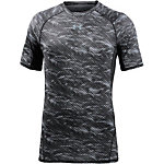 Under Armour HeatGear Comp Funktionsshirt Herren schwarz