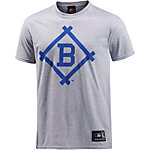 Majestic Athletic BROOKLYN DODGERS T-Shirt Herren graumelange