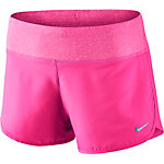 Nike Rival Laufshorts Damen pink