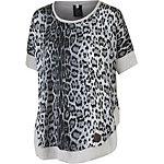 WLD Lissannah Printshirt Damen grau/leo