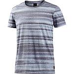 WLD Wild Summer Printshirt Herren hellblau/weiß