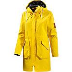 Colour Wear Veneer Parka Damen gelb