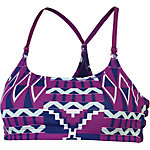 Roxy Own It Bra Funktionstop Damen lila/allover