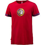 E9 1/2 T-Shirt Herren rot