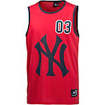 Majestic Athletic New York Yankees Tanktop Herren rot