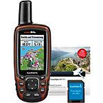 Garmin map64s + TransAlpin V4 PRO Bundle GPS schwarz/rost