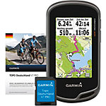 Garmin Oregon 600+Topo DE V7 Pro Bundle GPS schwarz