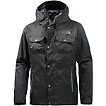 The North Face Arrano Funktionsjacke Herren schwarz