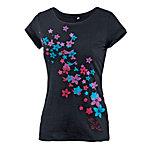 Maui Wowie Printshirt Damen schwarz