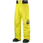 Quiksilver Planner Snowboardhose Herren gelb