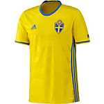 adidas Schweden EM 2016 Heim Fußballtrikot Herren gelb